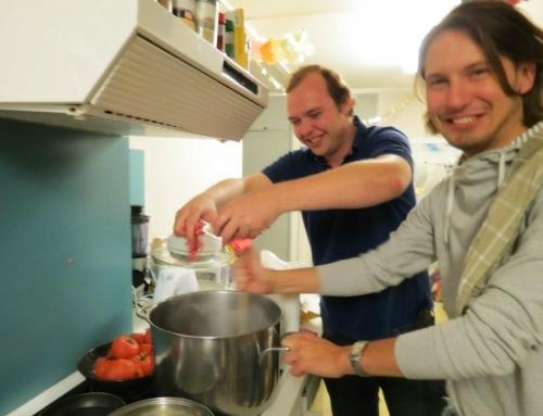 Spaghetti avond 4 oktober 2012