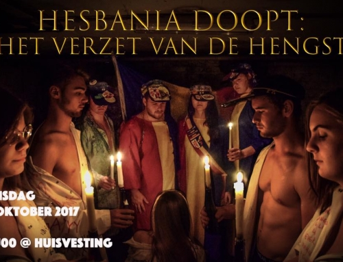 Hesbania Doopt: Het Verzet Van De Hengst